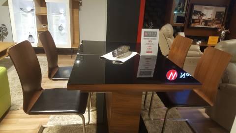 Stół Catania + 4 stoličky Siena -30% - Meble Wanat