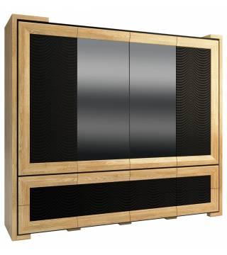 Corino Skriňa 4D vysoká - Meble Wanat