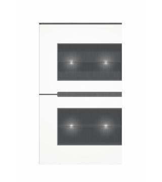 Lifeline Vitrína visiaca 2D ľavá - Meble Wanat