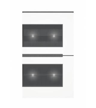 Lifeline Vitrína visiaca 2D pravá - Meble Wanat