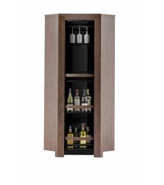 Sempre Bar otočný rohový - Meble Wanat